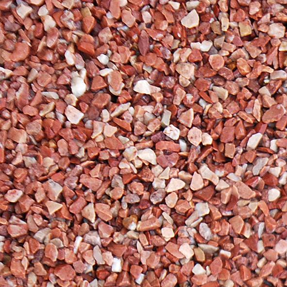Teseris Stone - For Resin Triturado Rojo